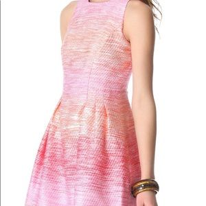 Shoshanna Dresses - Shoshanna Freyja Ombre Tweed Dress