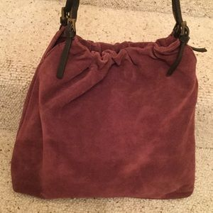 Handbags - Indeed Suede handbag