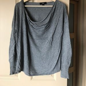 Mossimo slouchy sweater