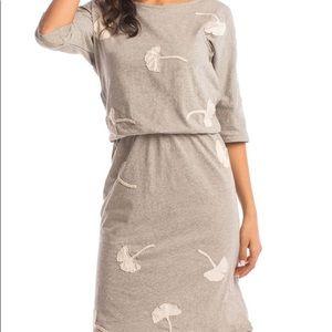 Synergy Organic Clothing Dresses - New 100% organic Gingko Gallery Dress