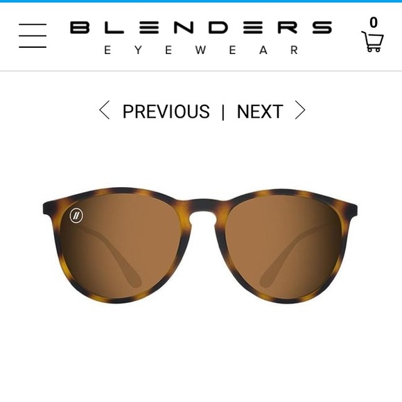 aab74cd6ca71 Blenders Eyewear Broadway Nika Sunglasses