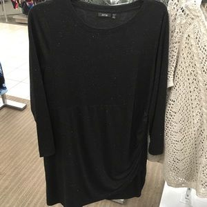 🌈3/$25 Apt 9 Long Sleeve Dress NWT plus size