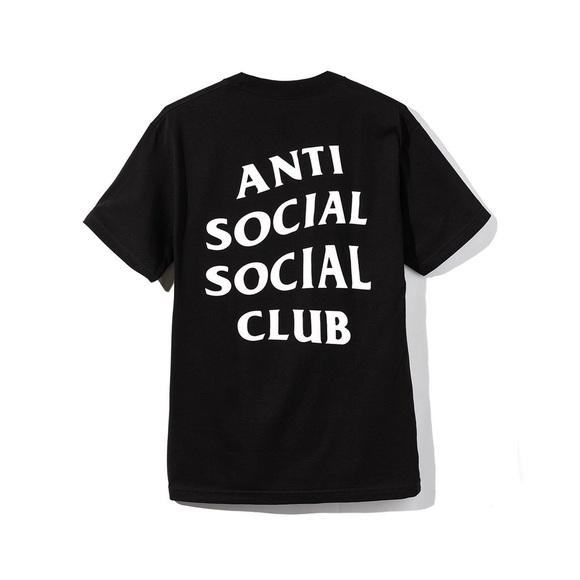 the latest e8e62 478a1 Anti Social Social Club Other - 100% authentic antisocial social club ASSC