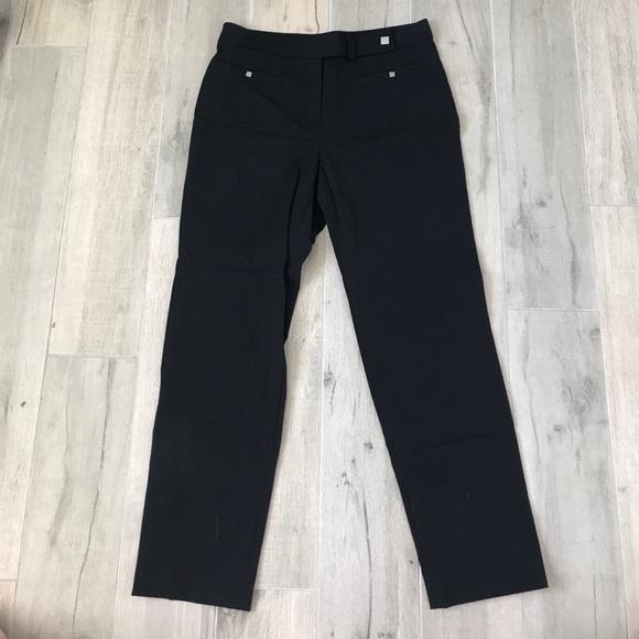 Louis Vuitton Pants Vintage 1990s Black Dress 34 Poshmark