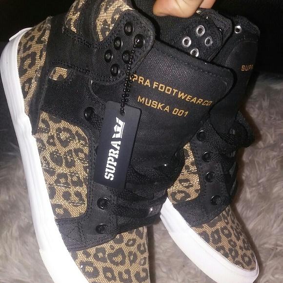 Supra Shoes | Supra Muska 0 Leopard