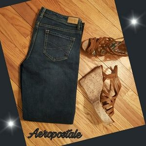 🎉HP🎉 NWOT Aeropostale designed in NYC Jeans