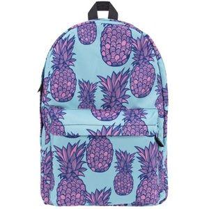 Handbags - Super cute pineapple backpack 🎒