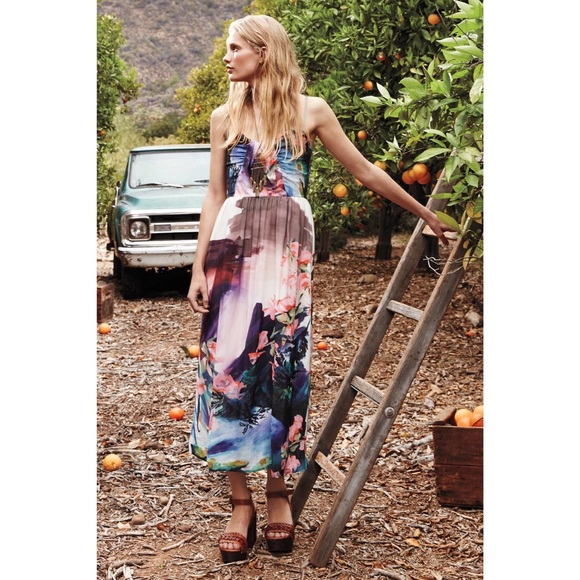 97702806849d8 Anthropologie Dresses & Skirts - Corey Lynn Calter Daybreak Midi Dress Sz. 6