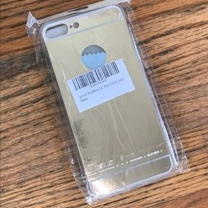 Accessories - Gold Mirror Case for IPhone 7 PLUS