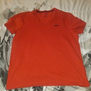 Armani Exchange Size XXL V-Neck T Shirt used