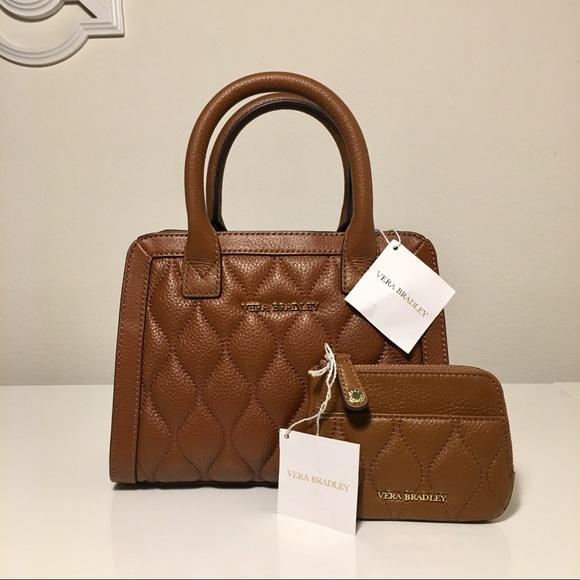 Vera Bradley Handbags - Vera Bradley Natalie Purse and Wallet