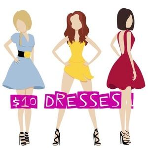 Other - Home of the $10 Dresses!