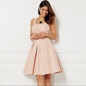 Eva Mendes Dress by NY&Co
