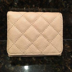 Handbags - Tan wallet NWT!