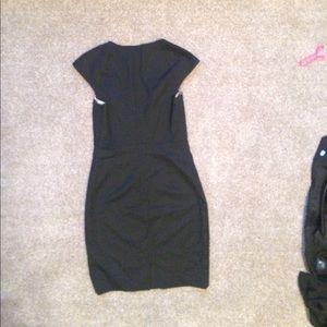 Ted Rn95229 Baker Black Dress