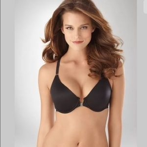 784f8d7074 Soma Intimates   Sleepwear - SOMA Vanishing Back Front Closure BLACK Bra  32DD