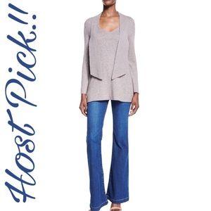 Joie Nouveau Flare Jeans Cobalt Wash Size 29 NWT