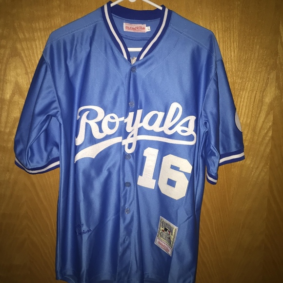 finest selection a5350 18802 Bo Jackson Kansas City Royals Throwback Jersey MLB