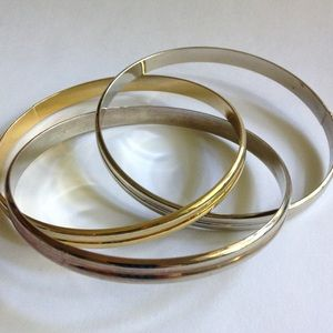 Jewelry - Linked Bangles