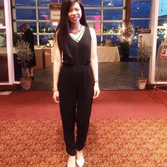 Forever 21 Pants - Forever 21 black jumpsuit