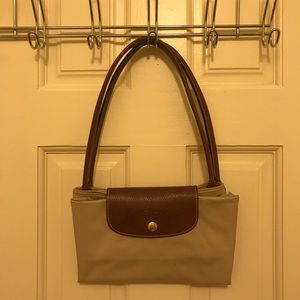 Longchamp medium tote.