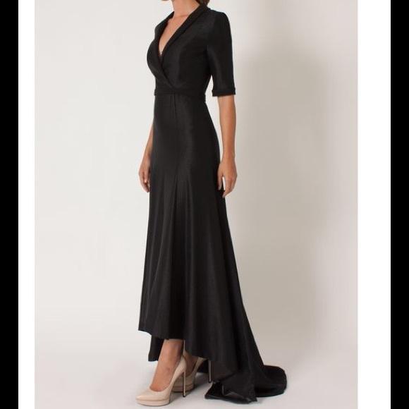 Black Halo Dresses | Eve By Laurel Berman Jovine Gown | Poshmark