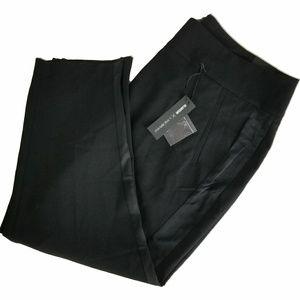 ❄The Lena Tuxedo Striped Ankle Pants