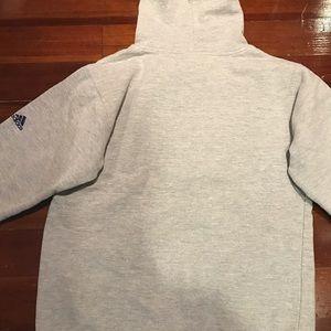 adidas Jackets & Coats - NWOT adidas kansas Jayhawks sweatshirt