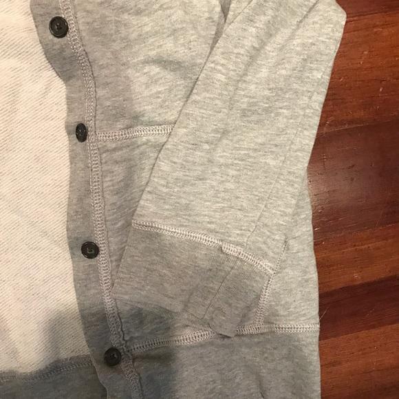 J. Crew Jackets & Coats - J. Crew rumpled French terry jacket