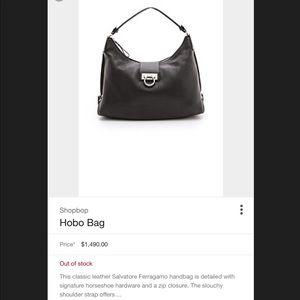 705dd23310 Salvatore Ferragamo Bags - Salvatore Ferragamo Handbag