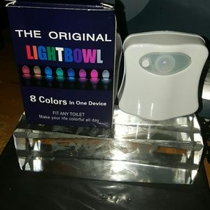 Other - the original light bowl changes 8 different colors