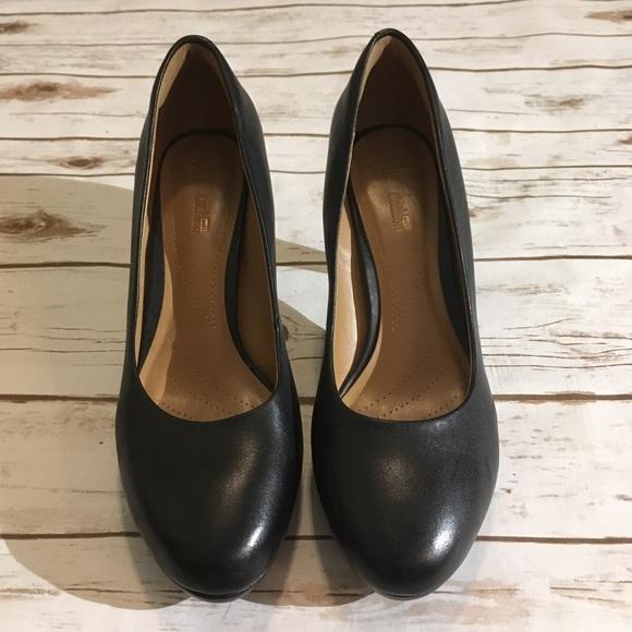 Clarks Shoes   Soft Cushion Heels