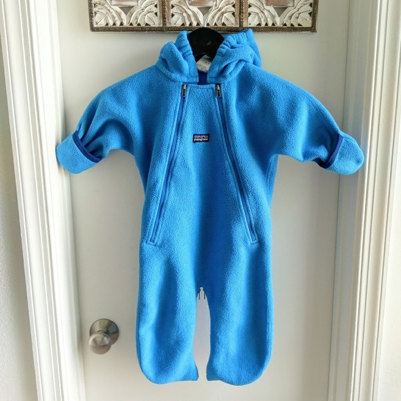 2f16cff55 Patagonia Infant Synchilla Bunting snow suit. M_599076a5bcd4a7969810fa60
