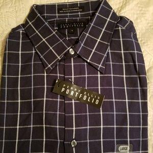Perry Ellis Shirts - NWT Perry Ellis Portfolio shirt