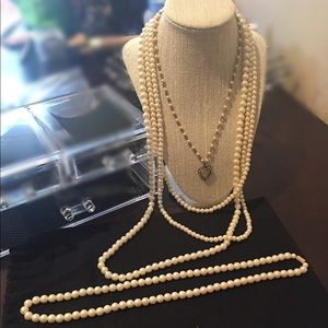 Jewelry - Pearl Bundle