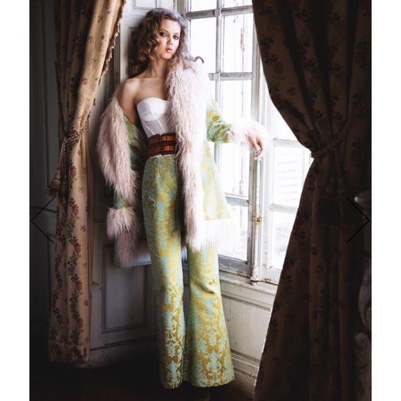 Spell & The Gypsy Collective Jackets & Blazers - NWT Spell Anastasia Brocade Jacket