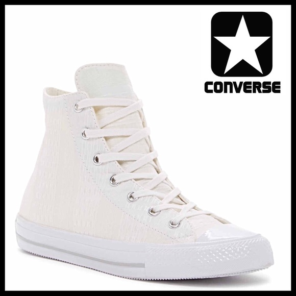 41292857b310 Converse White Sneakers Stylish High Tops