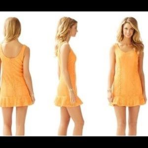 Lilly Pulitzer Dresses - Lilly Pulitzer Sevilla Crochet Dress