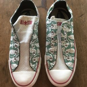 Converse Women's Sneakers 8 US, 6 UK Excellent