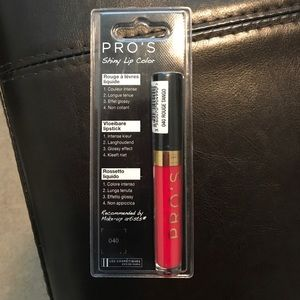 Other - Pro's shiny Lip color