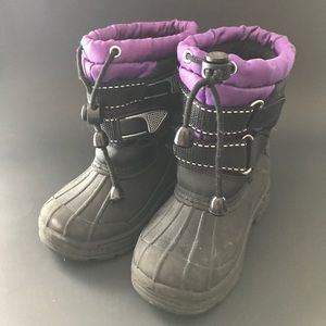 Other - Snow Boots Toddler Size 8