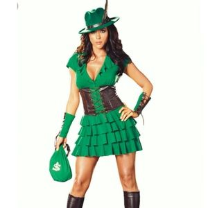 Robin Hood sexy Halloween costumes