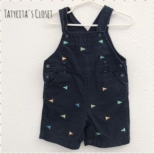 Other - Dark blue overalls 12 month