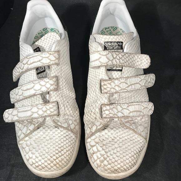 Adidas zapatos tamaño 11 poshmark velcro zapatillas personalizadas de Stan Smith