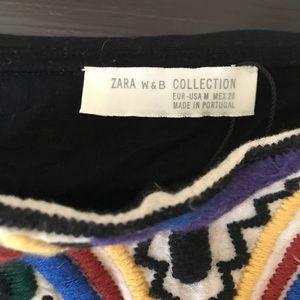 Zara Skirts - Zara W&B Collection Tribal Skirt