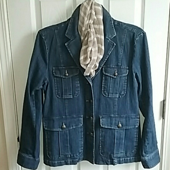 Chaps Denim Jacket