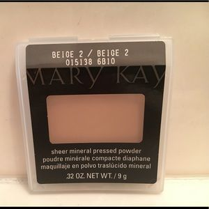 Mary Kay Beige 2 pressed powder