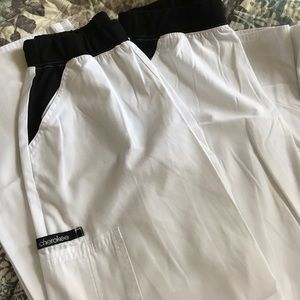 Bundle of two Cherokee Scrub pants