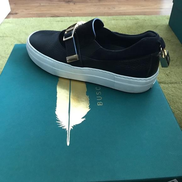 Buscemi Shoes   Buscemi 4mm Skate Clip