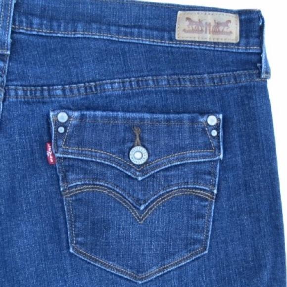 6f94284c934 Levi's Jeans | Levis 505 Straight Leg Flap Pocket | Poshmark